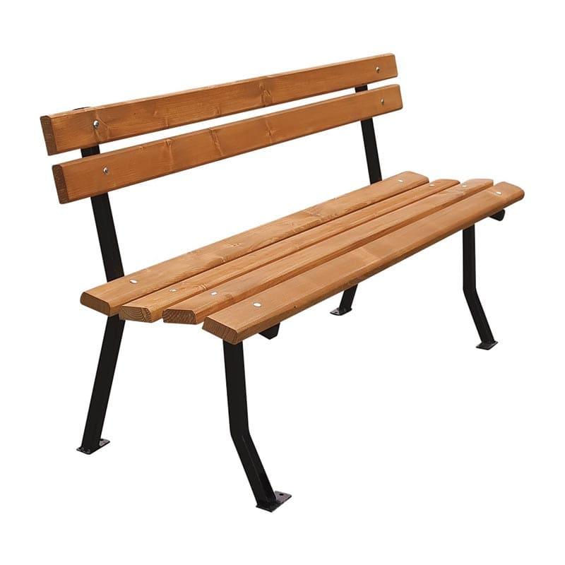 Wymiary ławek parkowych